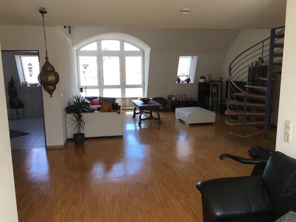 Wohnung Loerrach _ Duerrschnabel Immobilien GmbH _ Wohnzimmer