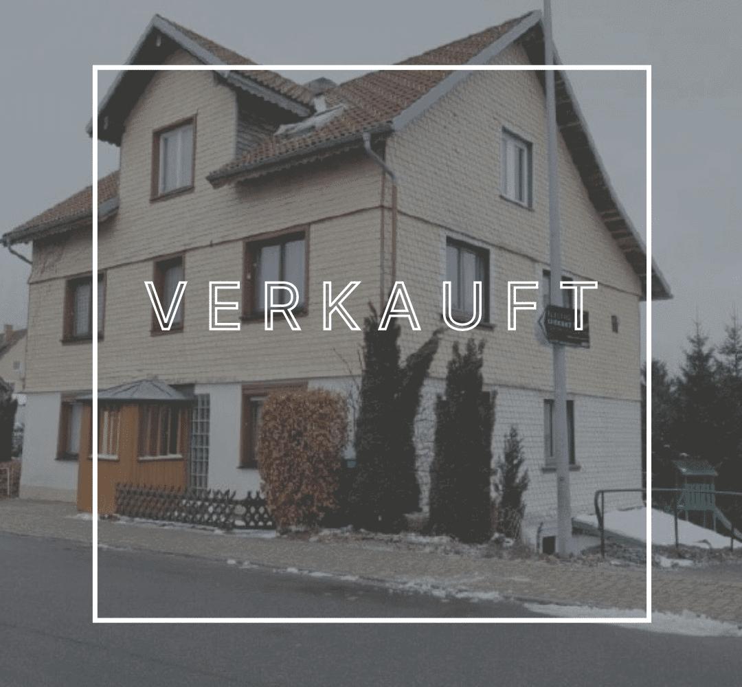 Zweifamilienhaus mit Panoramablick in St. Märgen - Haus