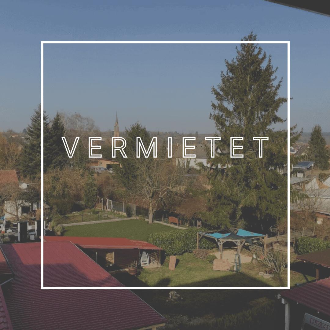 Helle 4 Zimmer Wohnung | Teningen-Köndringen - Grundeigentum